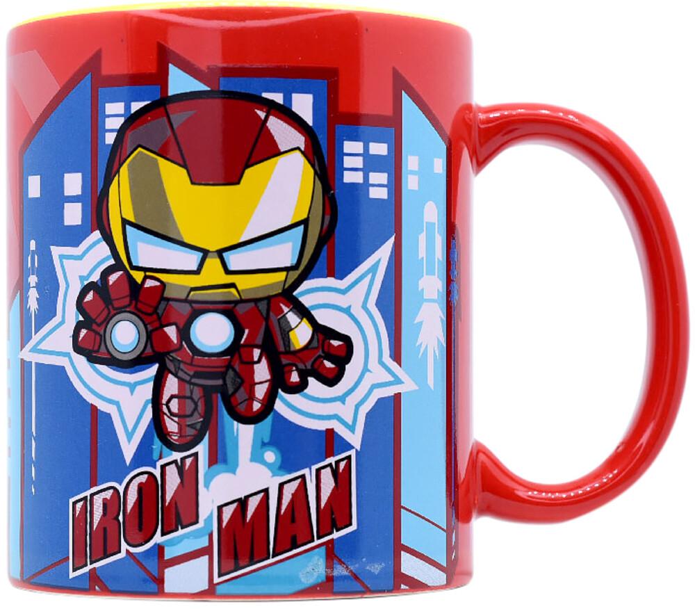 Marvel Mini Heroes Iron Man Mug (11 Oz) - Marvel Mini Heroes Iron Man Mug (11 Oz) (Mug)
