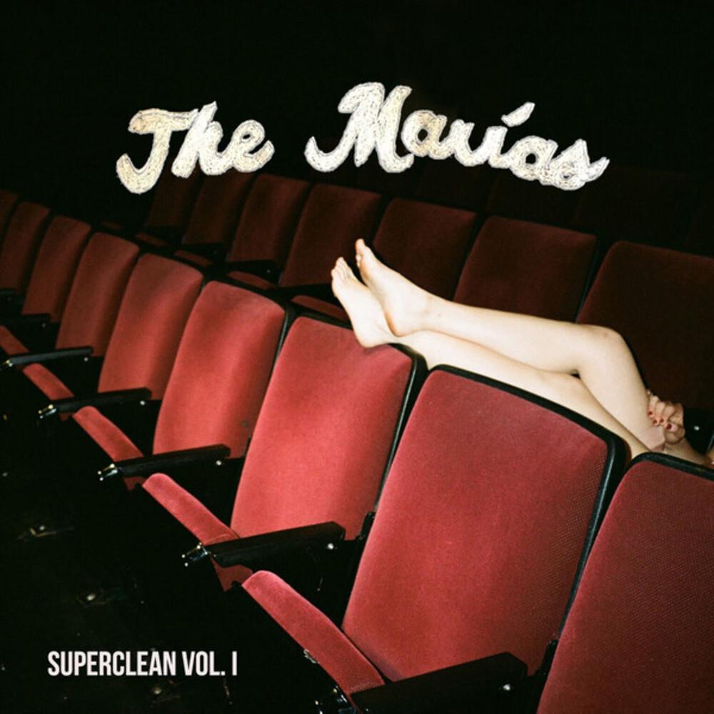 Marias - Superclean Vol. 1 & 2 (Red Vinyl)