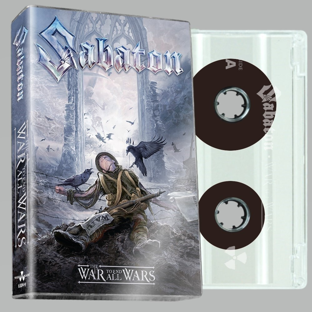 Sabaton - War To End All Wars [Indie Exclusive] (Clear Vinyl) (Colc)