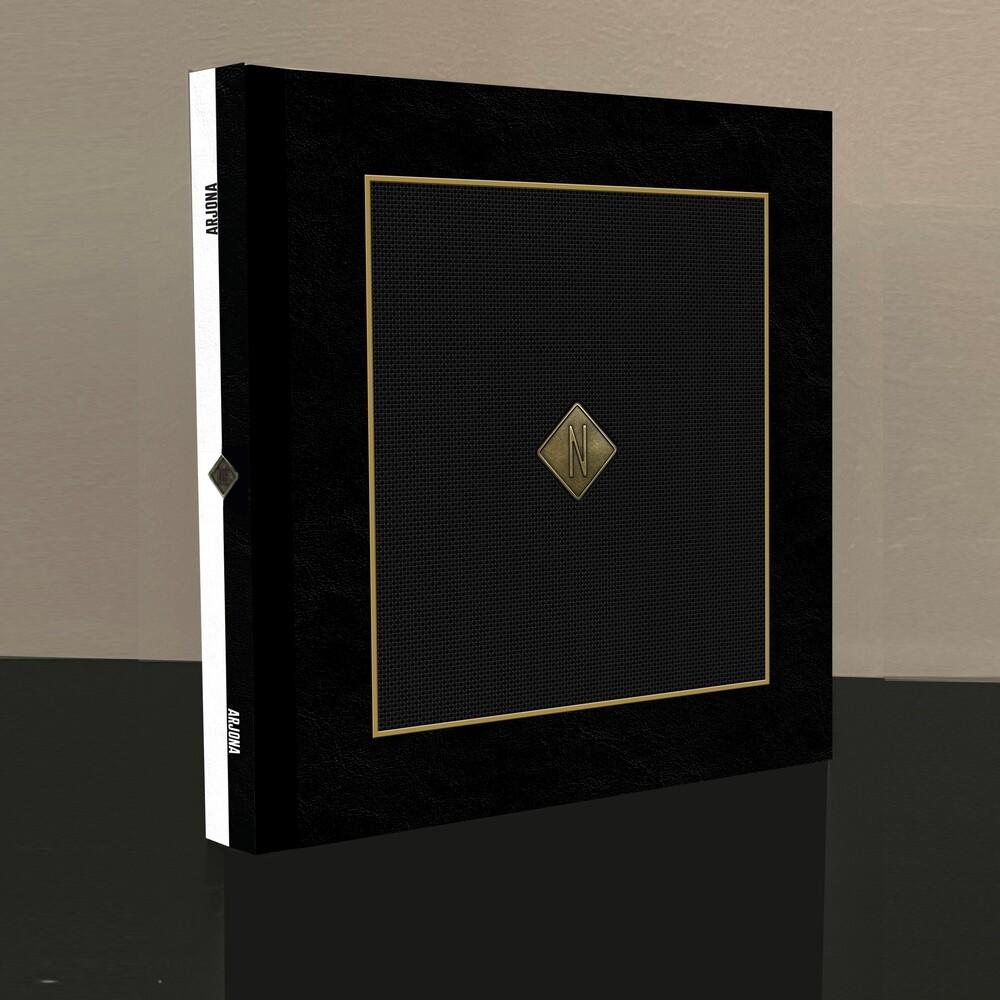 Ricardo Arjona - Blanco Y Negro (W/Book) [Deluxe]