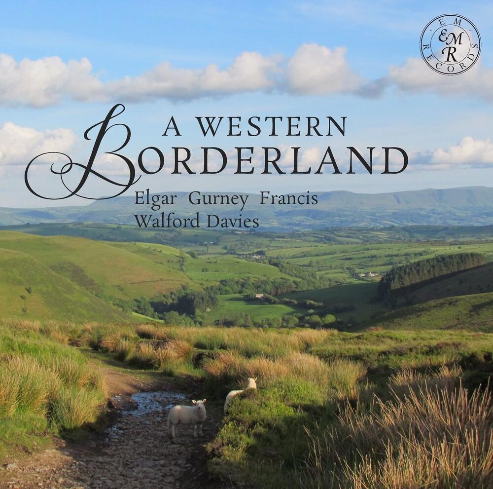 Duncan Honeybourne - Western Borderland