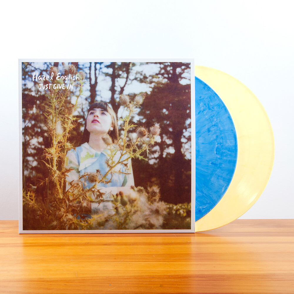 Hazel English - Just Give In / Never Going Home [Colored Vinyl] [180 Gram]