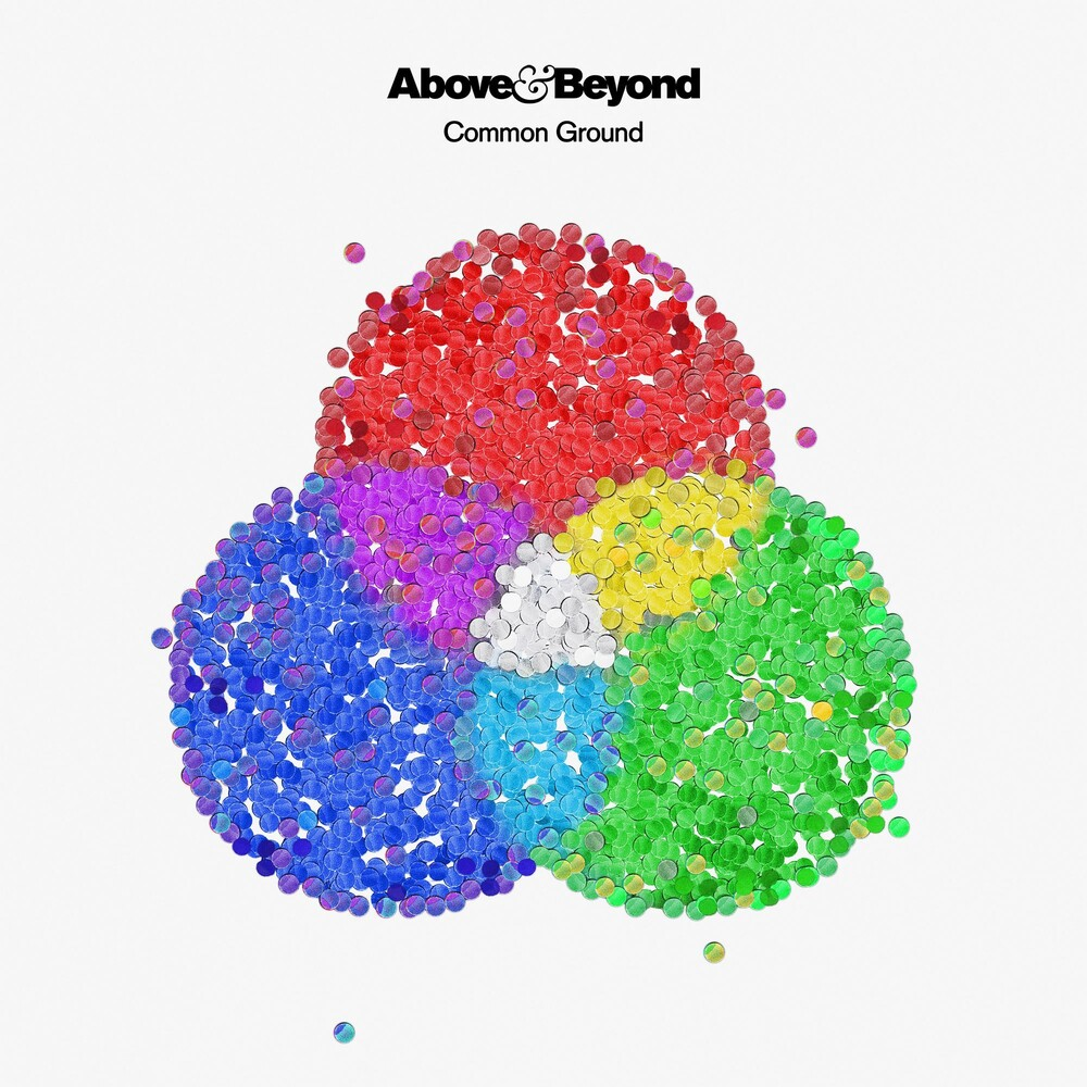 Above & Beyond - Common Ground (Hol)