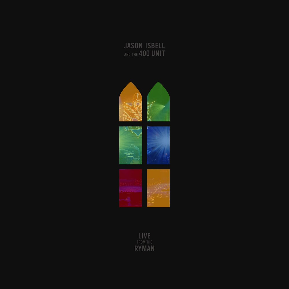 Jason Isbell - Live From The Ryman