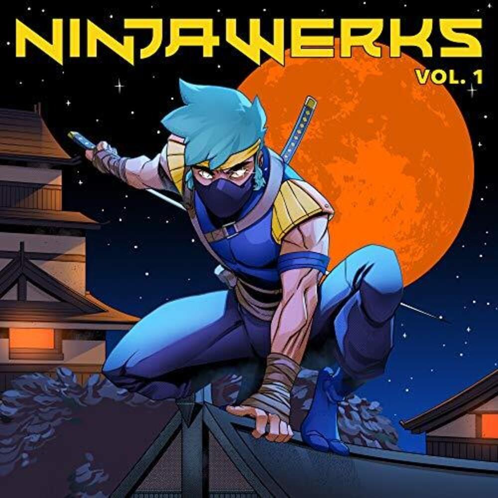 Various Artists - Ninjawerks Vol. 1 [LP]
