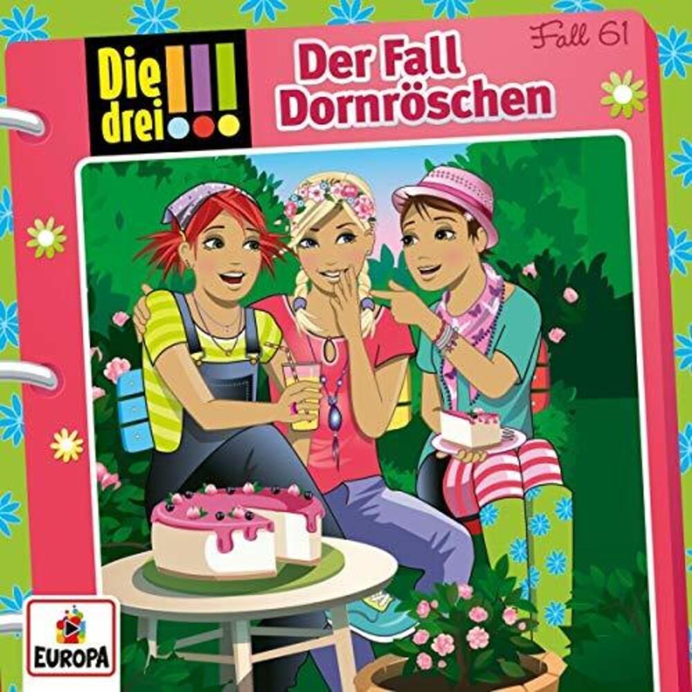 Die Drei - 061/Der Fall Dornroschen