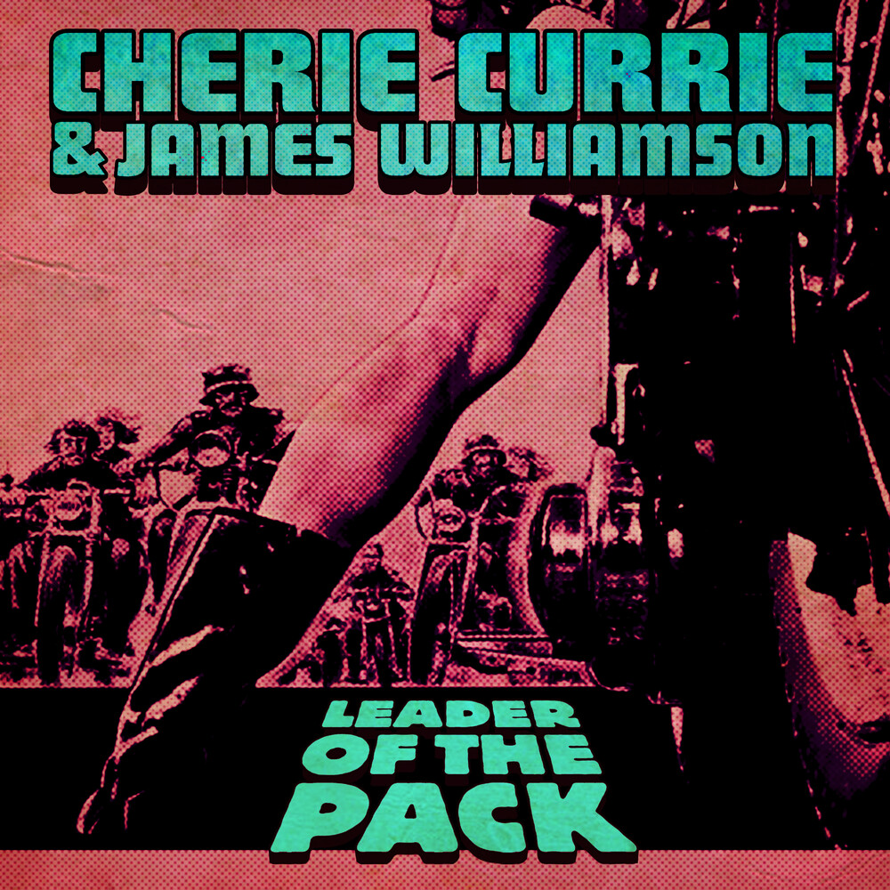 Cherie Currie / Williamson,James - Leader Of The Pack (Blue) [Limited Edition]