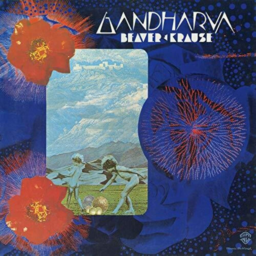 Beaver & Krause - Gandharva (Hol)