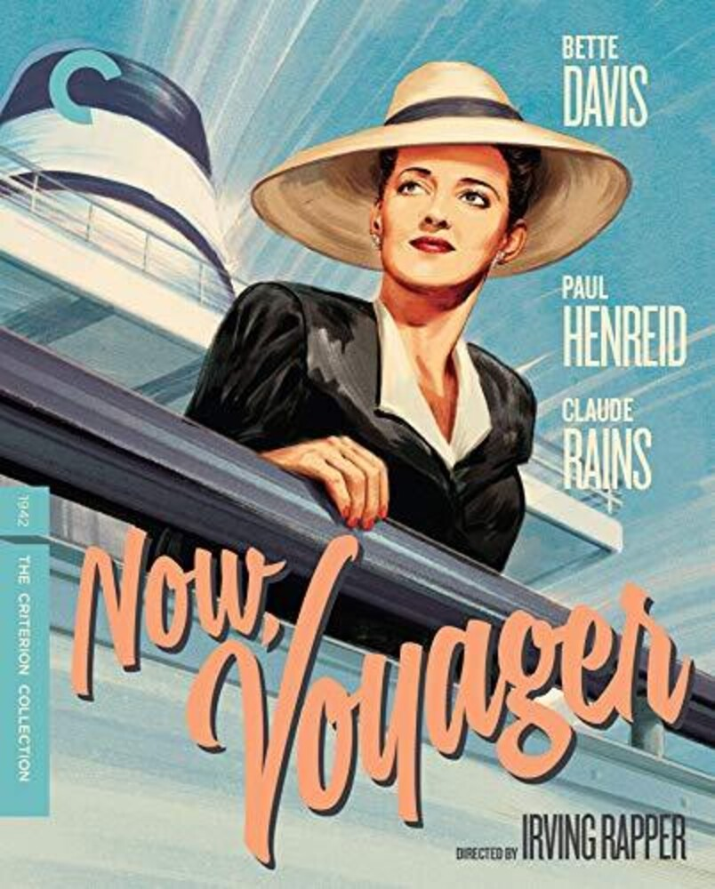 - Criterion Collection: Now Voyager / (4k Rstr Spec)