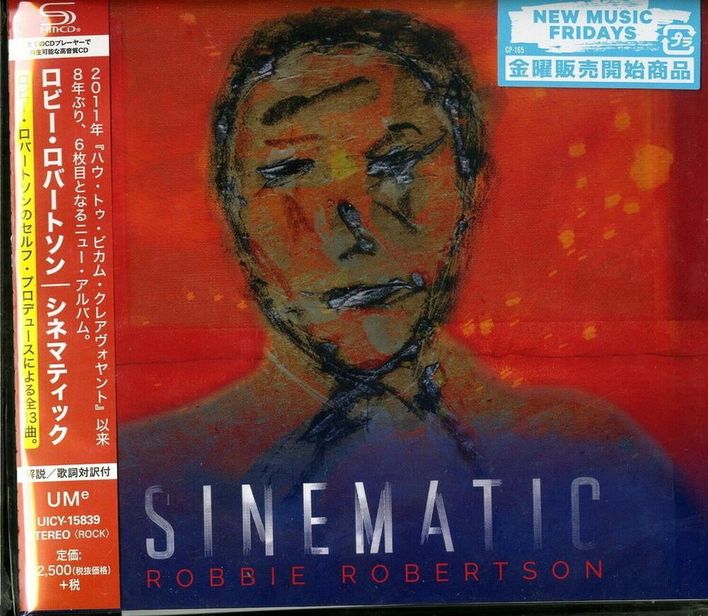 Robbie Robertson - Sinematic [Import]
