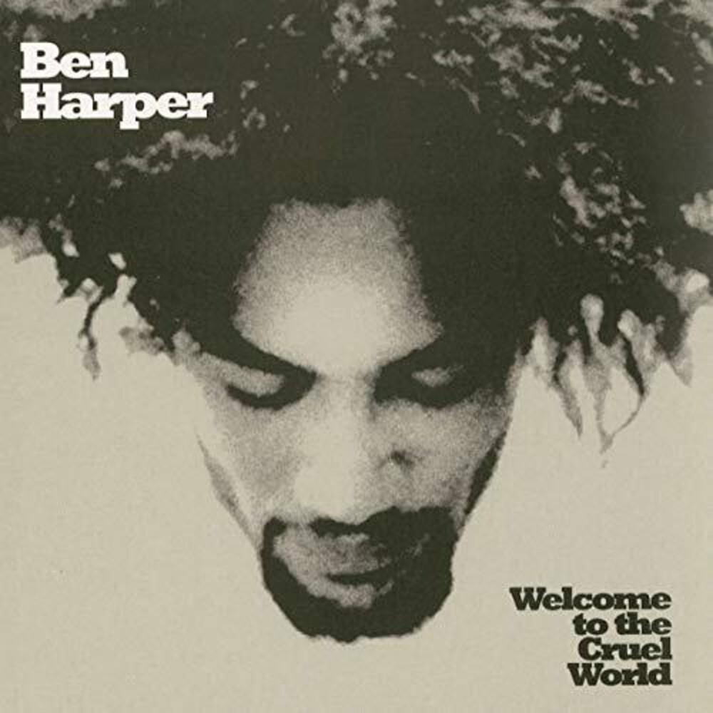 Ben Harper - Welcome To The Cruel World [2 LP]