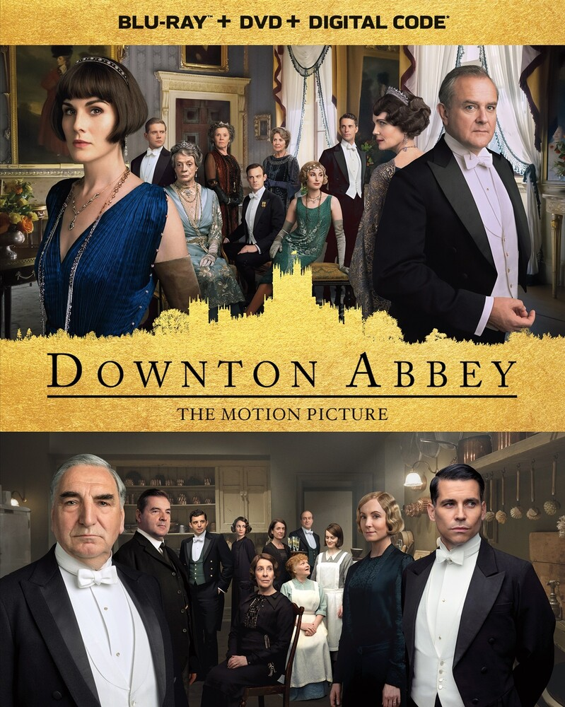 Downton Abbey [TV Series] - Downton Abbey: The Motion Picture