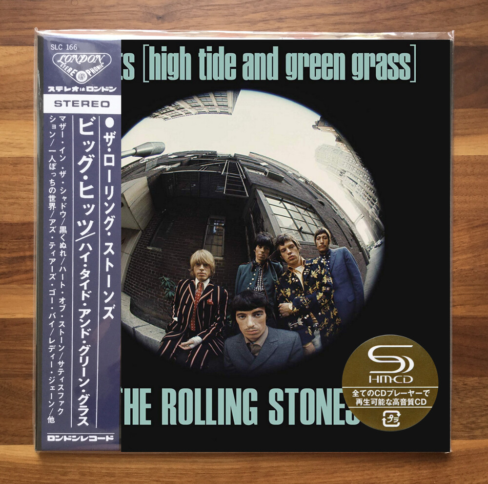 The Rolling Stones - Big Hits (High Tide & Green Grass) [Import]