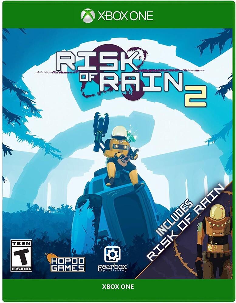 - Risk Of Rain 2