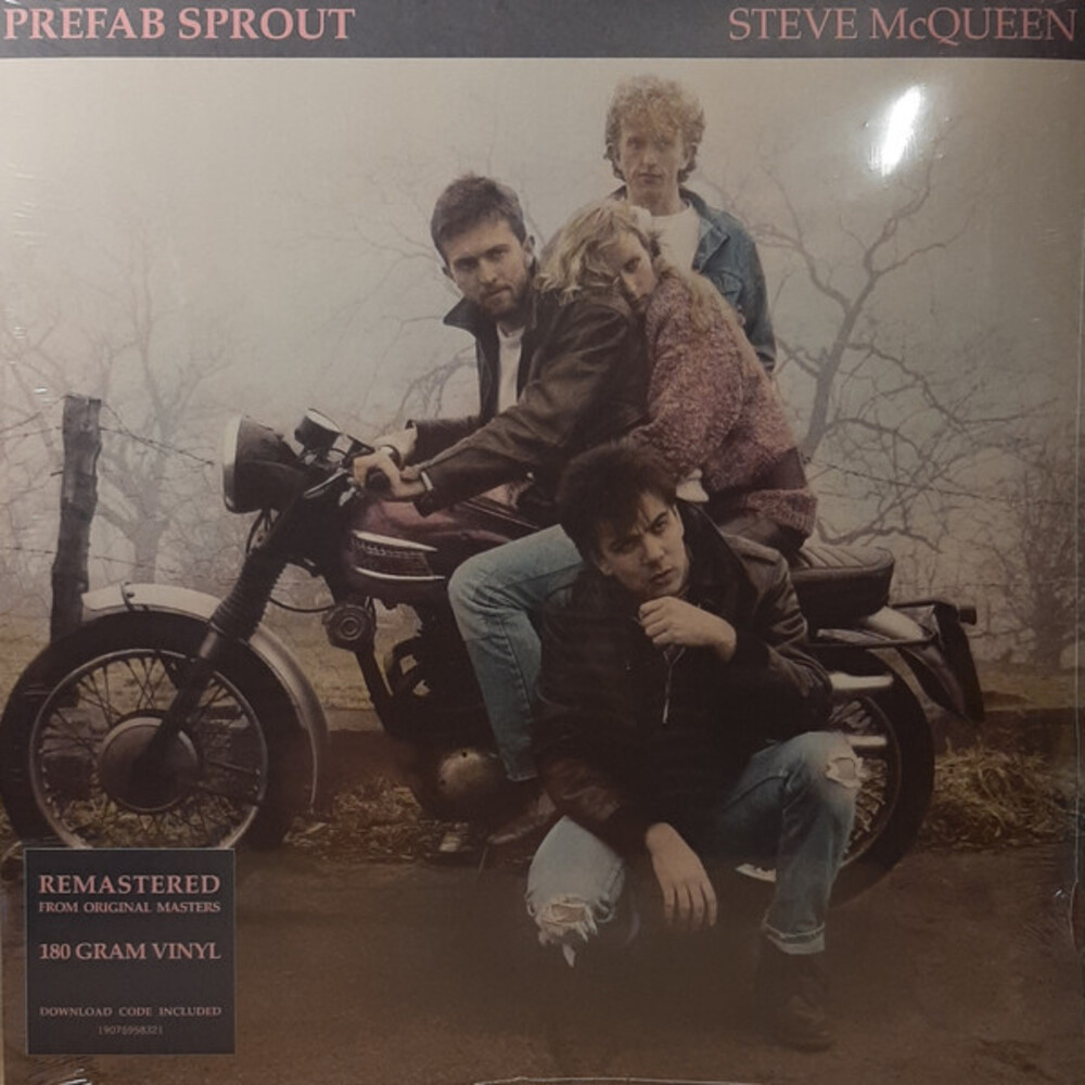 Prefab Sprout - Steve Mcqueen [Remastered] (Can)