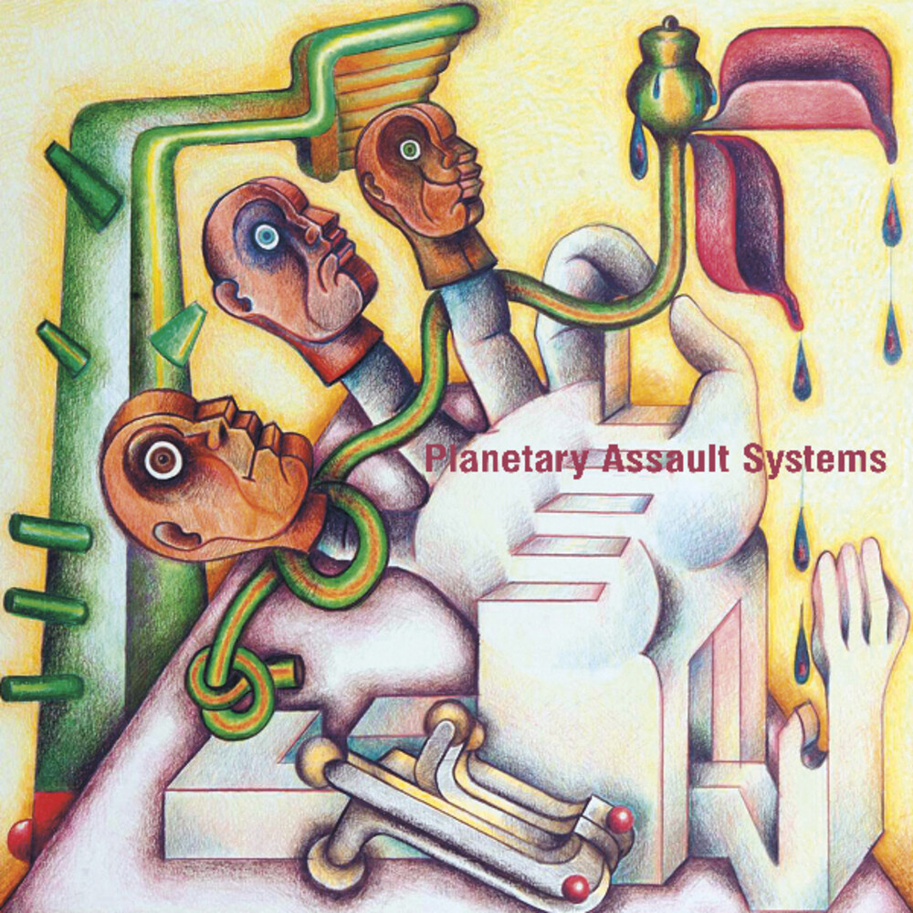 Planetary Assault Systems - Plantae (2pk)
