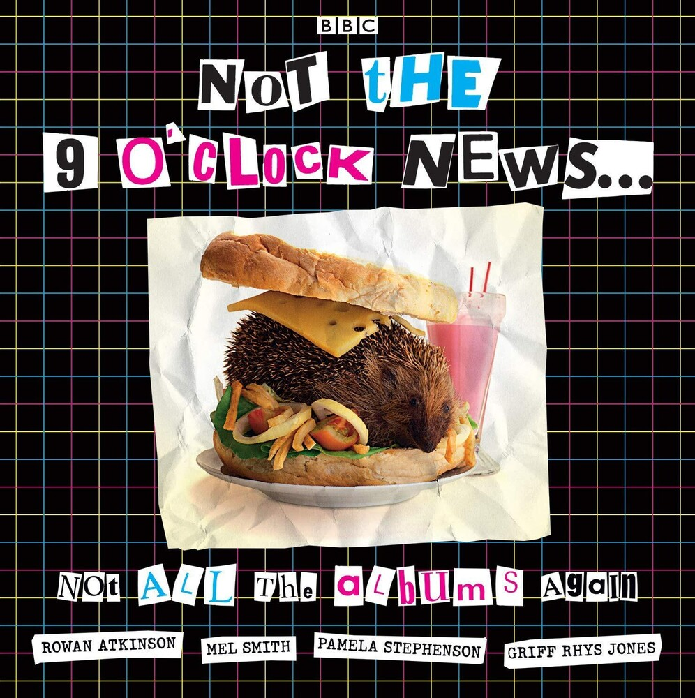 Not The Nine Oclock News - Not All The Albums Again: 40th Anniversary