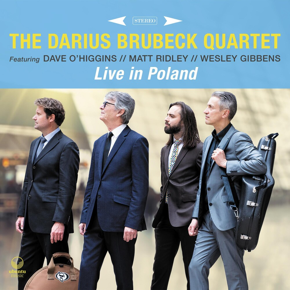 Darius Brubeck Quartet - Live In Poland (Uk)