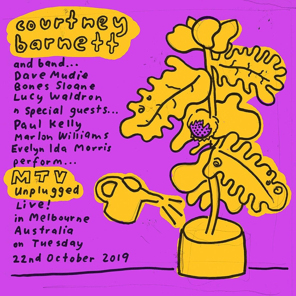 Courtney Barnett - Mtv Unplugged Live In Melbourne