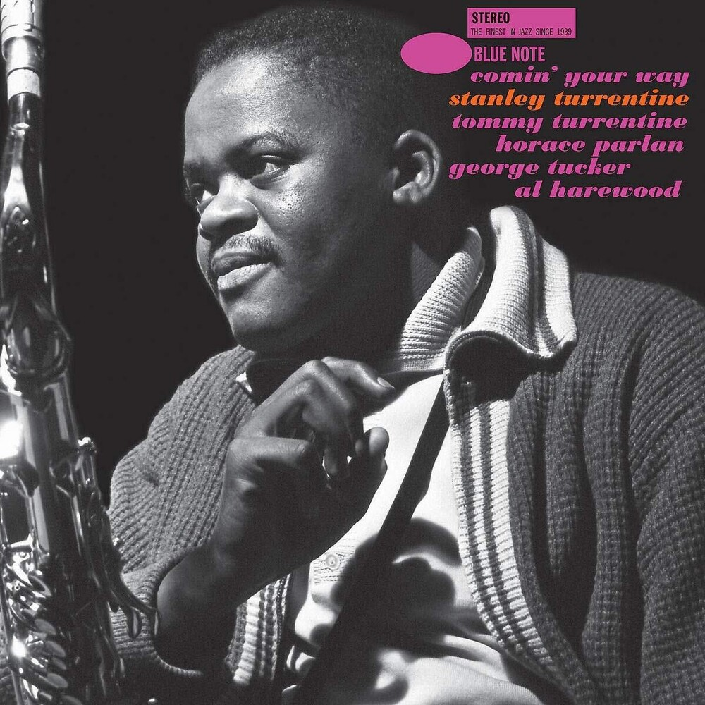 Stanley Turrentine - Comin' Your Way [LP][Blue Note Tone Poet Series]