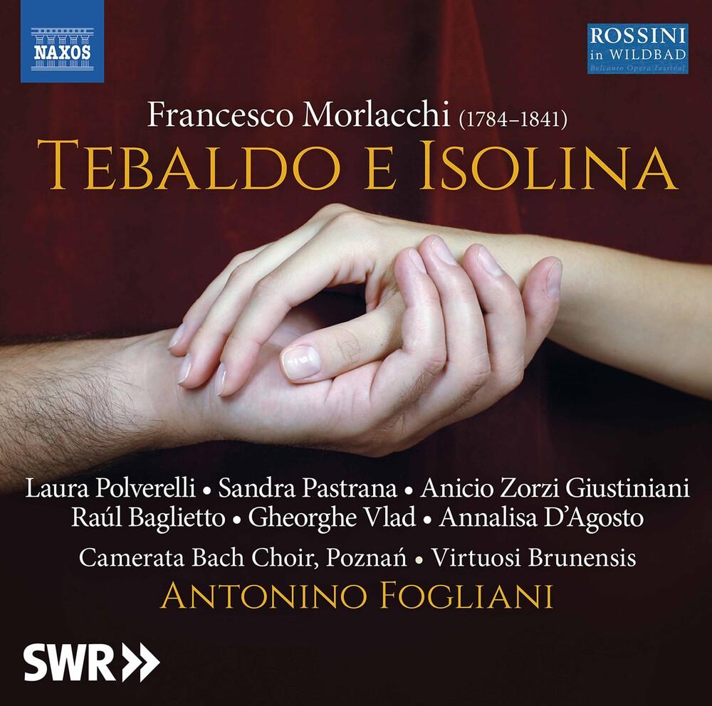 Morlacchi / Fogliani / Giusti - Tebaldo E Isolina (2pk)
