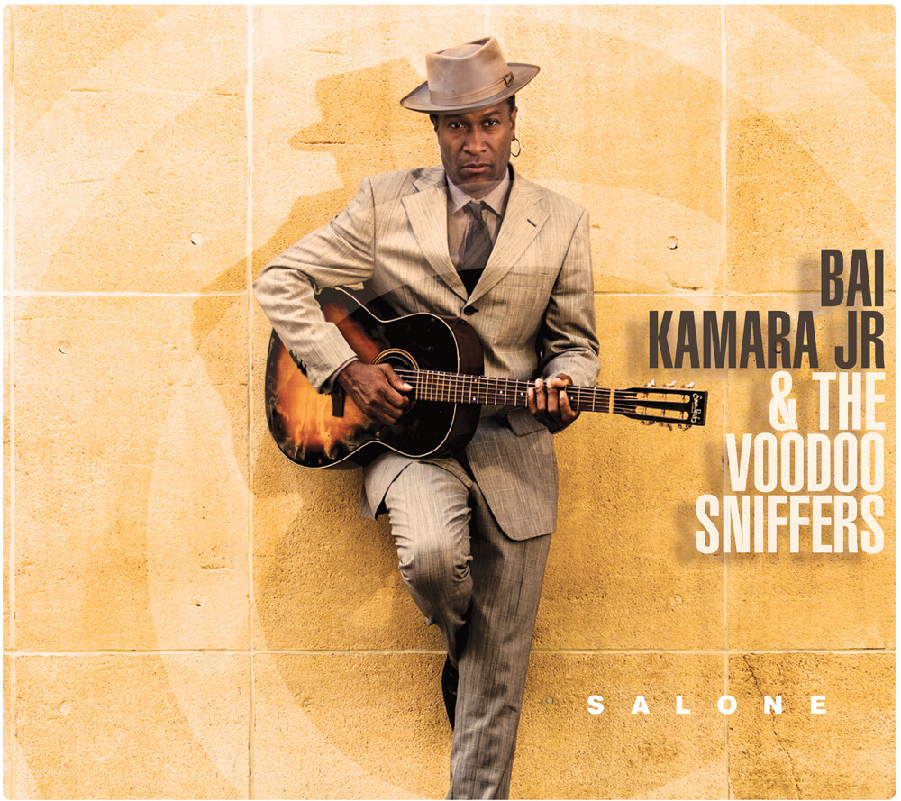 Bai Kamara Jr & Voodoo Sniffers - Salone