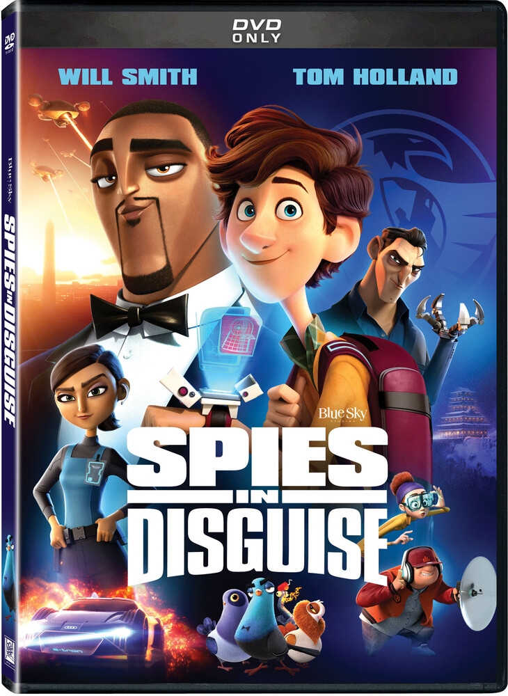 Spies in Disguise - Spies in Disguise