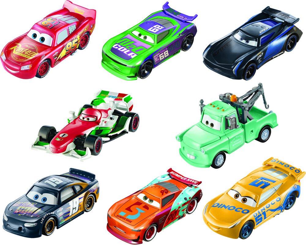 - Mattel - Cars Color Change Assortment (Disney/PIXAR)