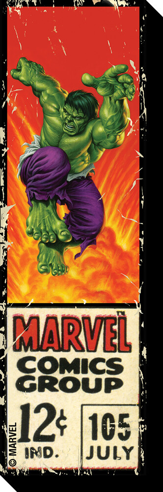 Hulk 12 Cent Funky Chunky Magnet - Hulk 12 Cent Funky Chunky Magnet