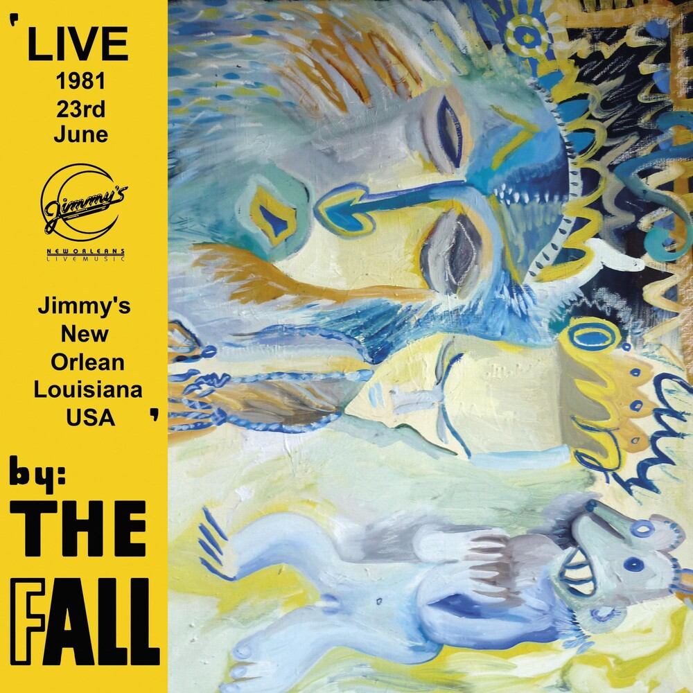The Fall - New Orleans 1981 [Record Store Day] (Uk)