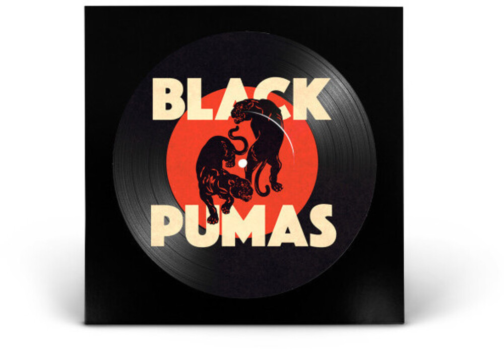 Black Pumas - Black Pumas [Indie Exclusive Limited Edition Picture Disc LP]