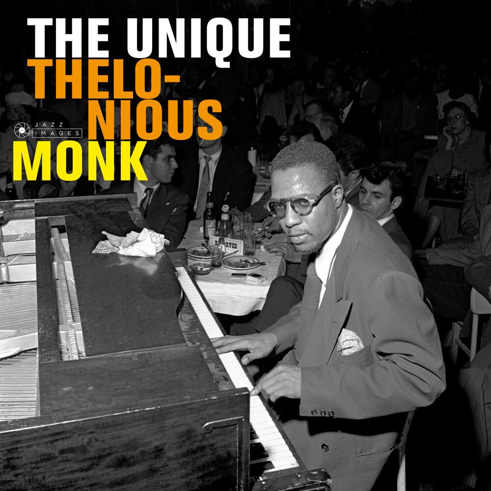 Thelonious Monk - Unique Thelonious Monk (Bonus Tracks) (Gate) (Ogv)