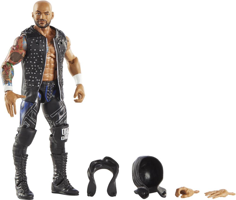 WWE - Mattel Collectible - WWE Elite Figure Ricochet
