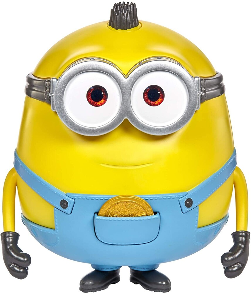 Minions - Mattel - Minions Babble Minion Otto (DreamWorks)