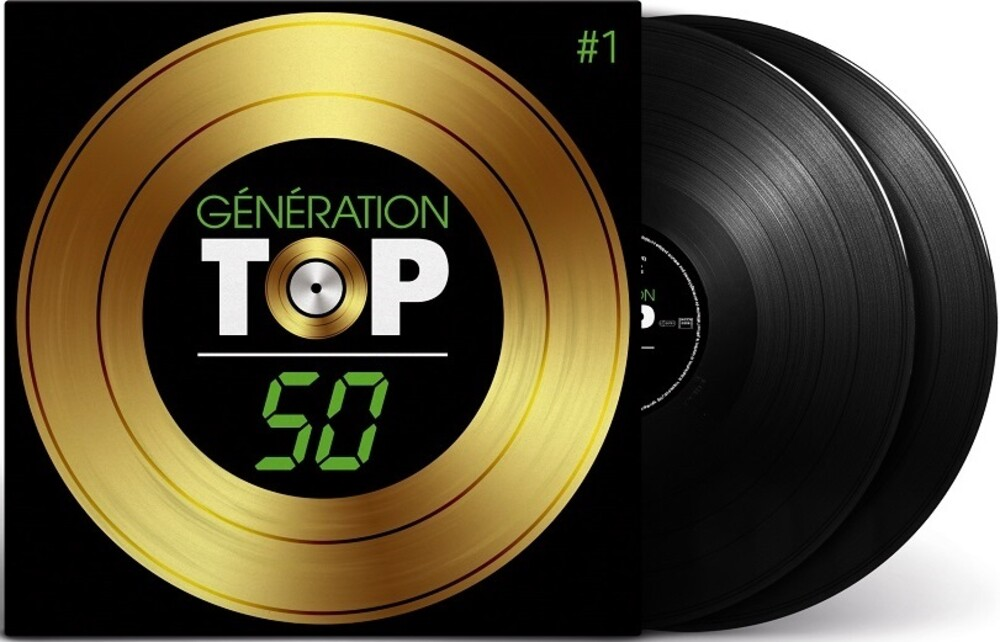 Generation Top 50 / Various - Generation Top 50 / Various (Fra)