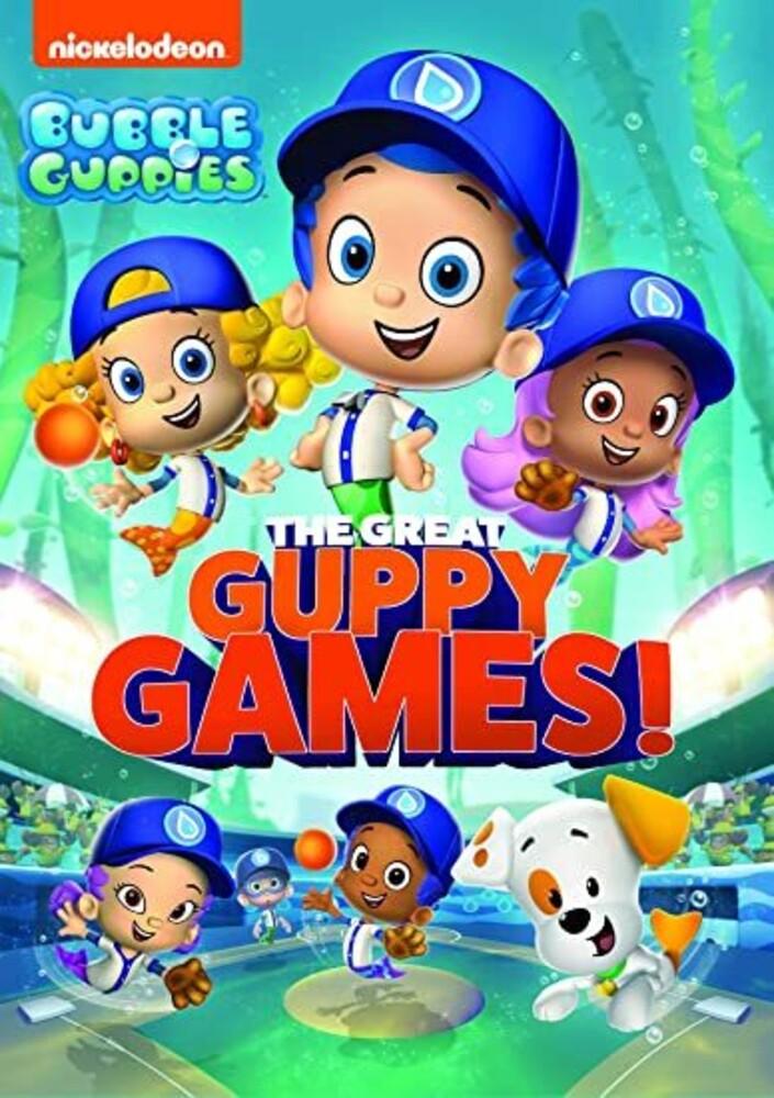 Bubble Guppies: Great Guppy Games - Bubble Guppies: Great Guppy Games / (Ac3 Amar Dol)