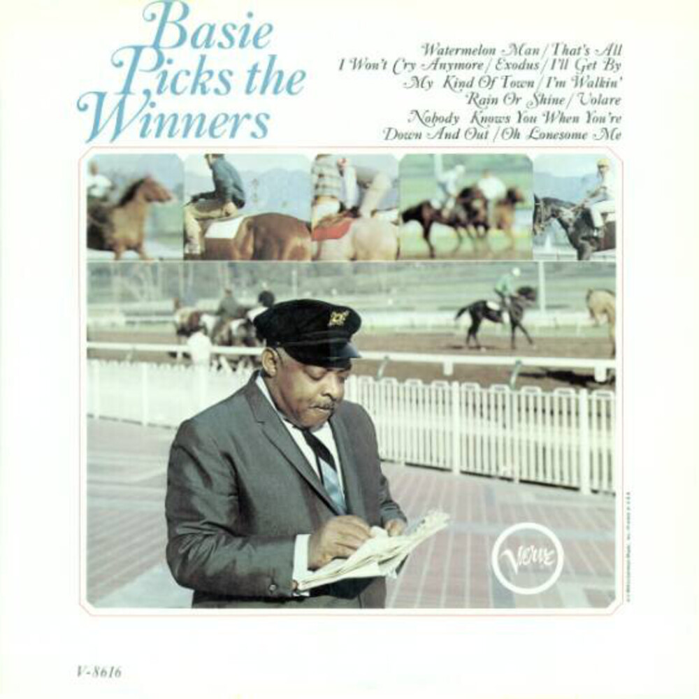 Count Basie - Basie Picks The Winners (Ltd) (Hqcd) (Jpn)