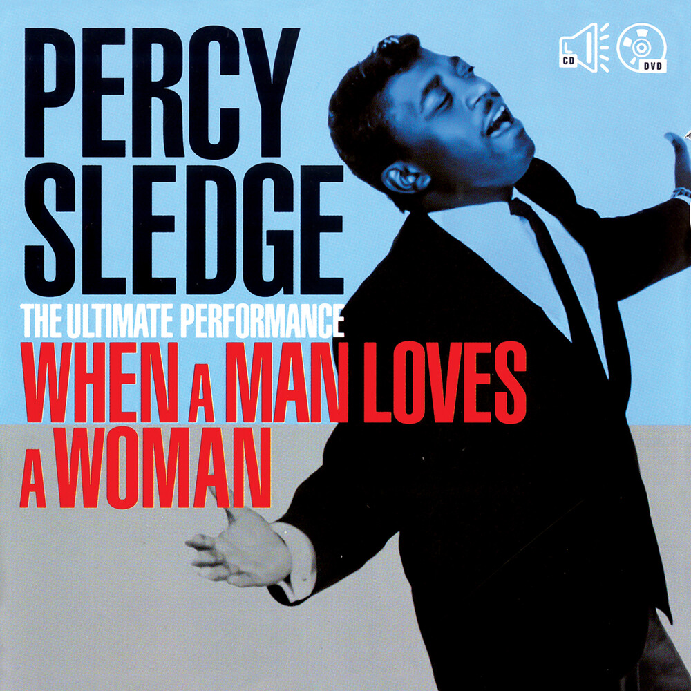 Percy Sledge - Ultimate Performance - When A Man Loves A Woman