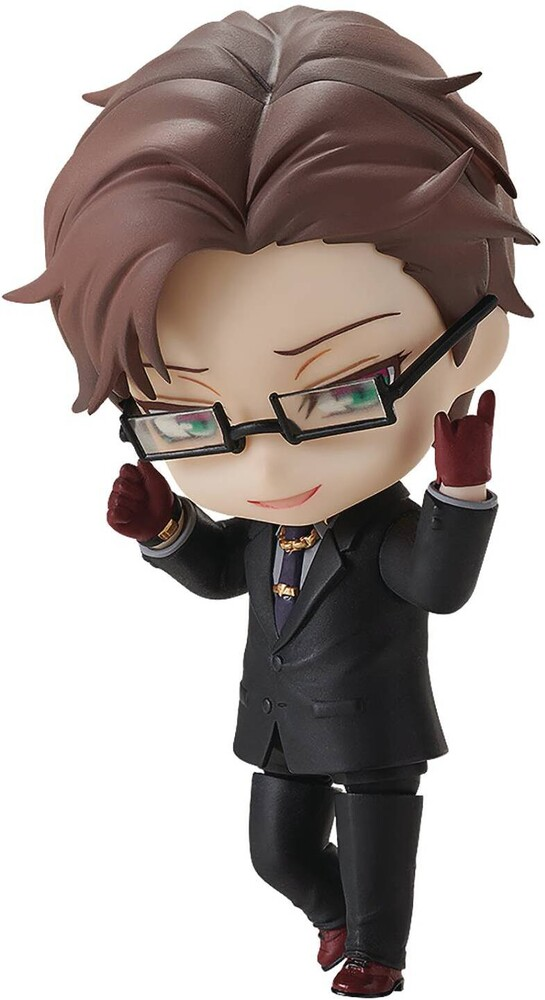 Good Smile Company - Good Smile Company - Hypnosis Mic Div Rap Battle Jyuto Iruma NendoroidAction Figure