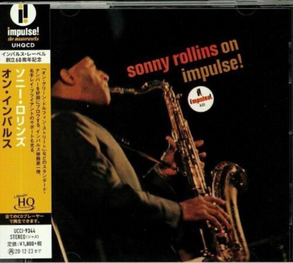 Sonny Rollins - On Impulse (Ltd) (Hqcd) (Jpn)