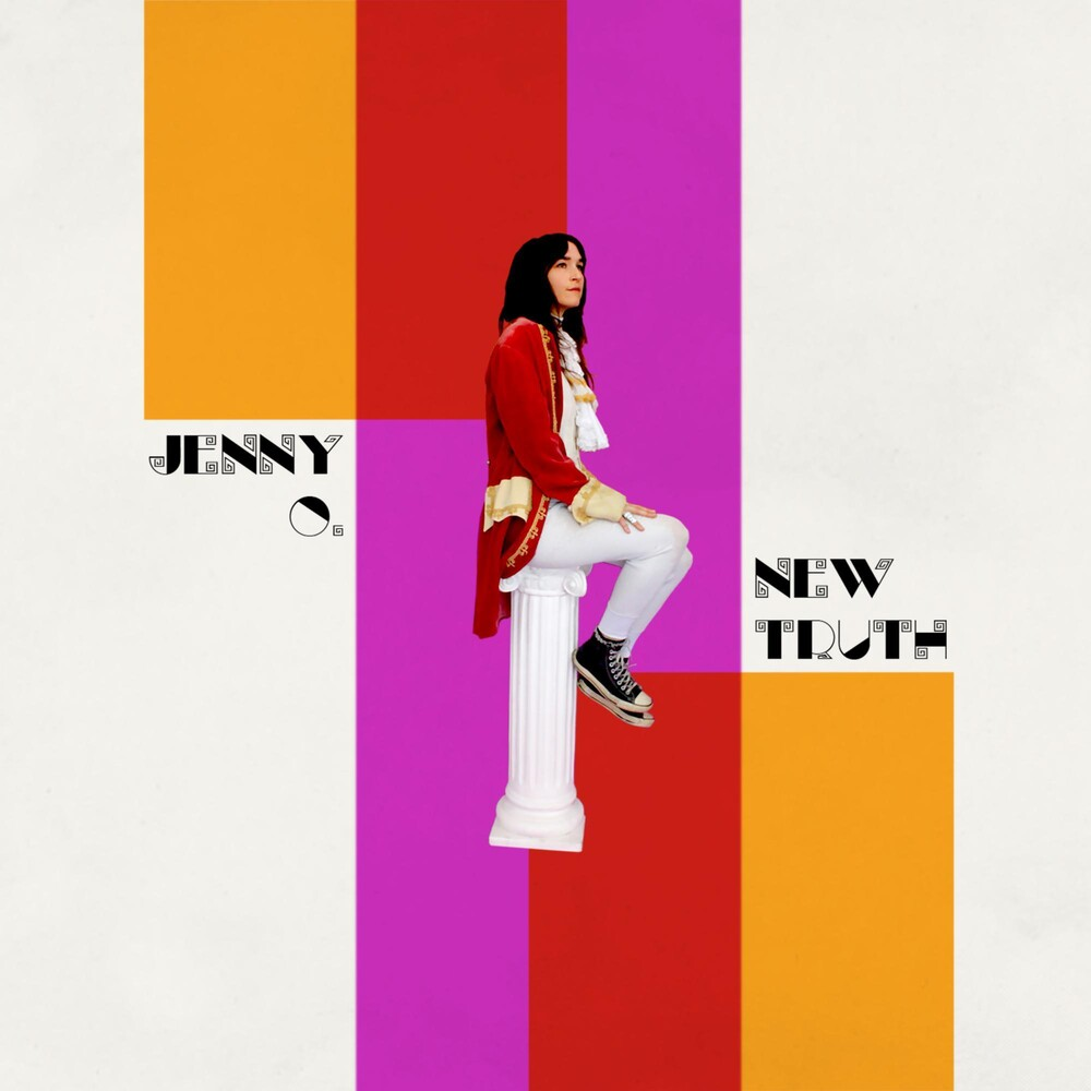 Jenny O - New Truth [Indie Exclusive Professor Plum LP]