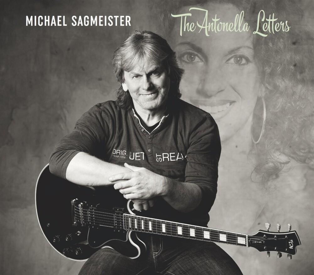 Michael Sagmeister - Antonella Letters