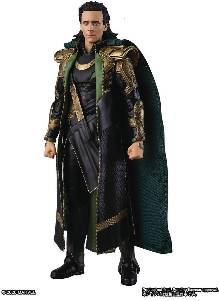 Tamashii Nations - Tamashii Nations - Avengers - Loki, Bandai Tamashii Nations S.H.Figuarts
