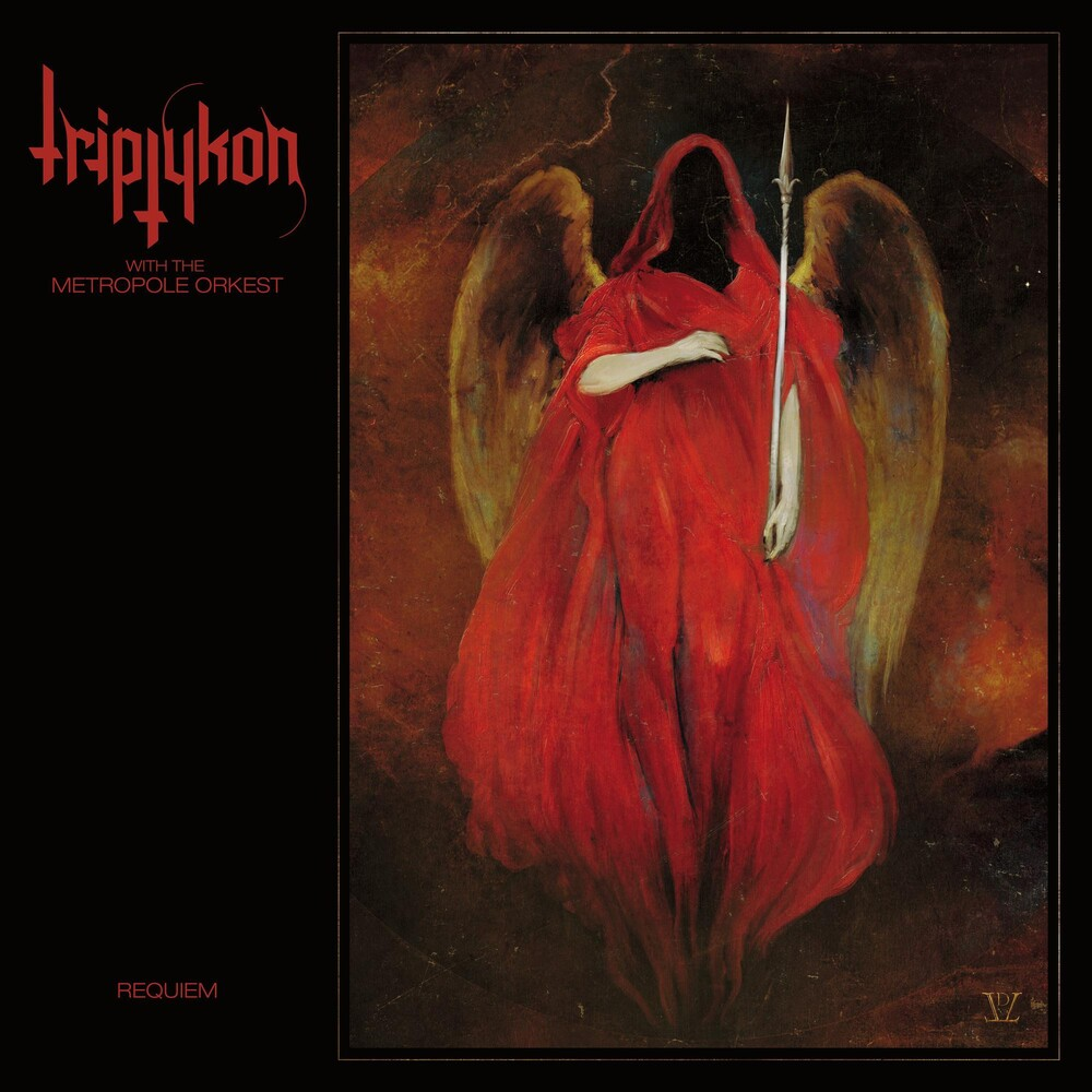 Triptykon / Metropole Orkest - Requiem (Live At Roadburn 2019)
