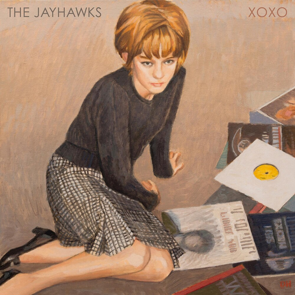 The Jayhawks - XOXO [Indie Exclusive Limited Edition White LP]
