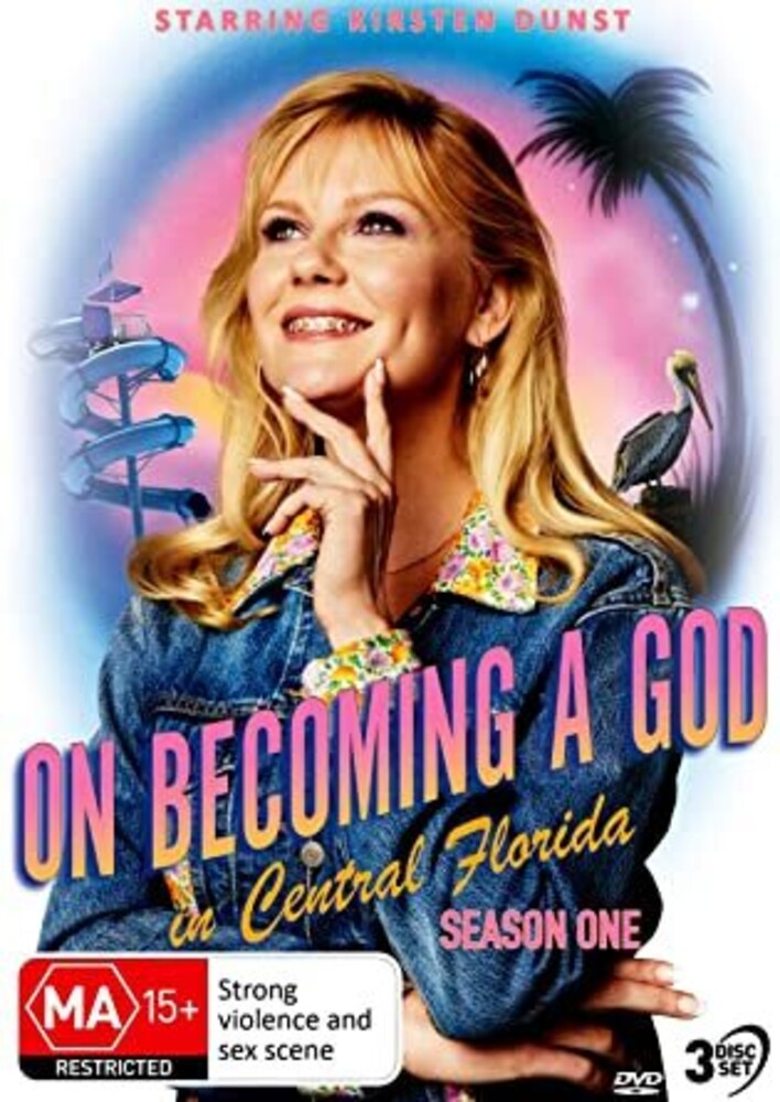 - On Becoming A God In Central Florida: Season 1