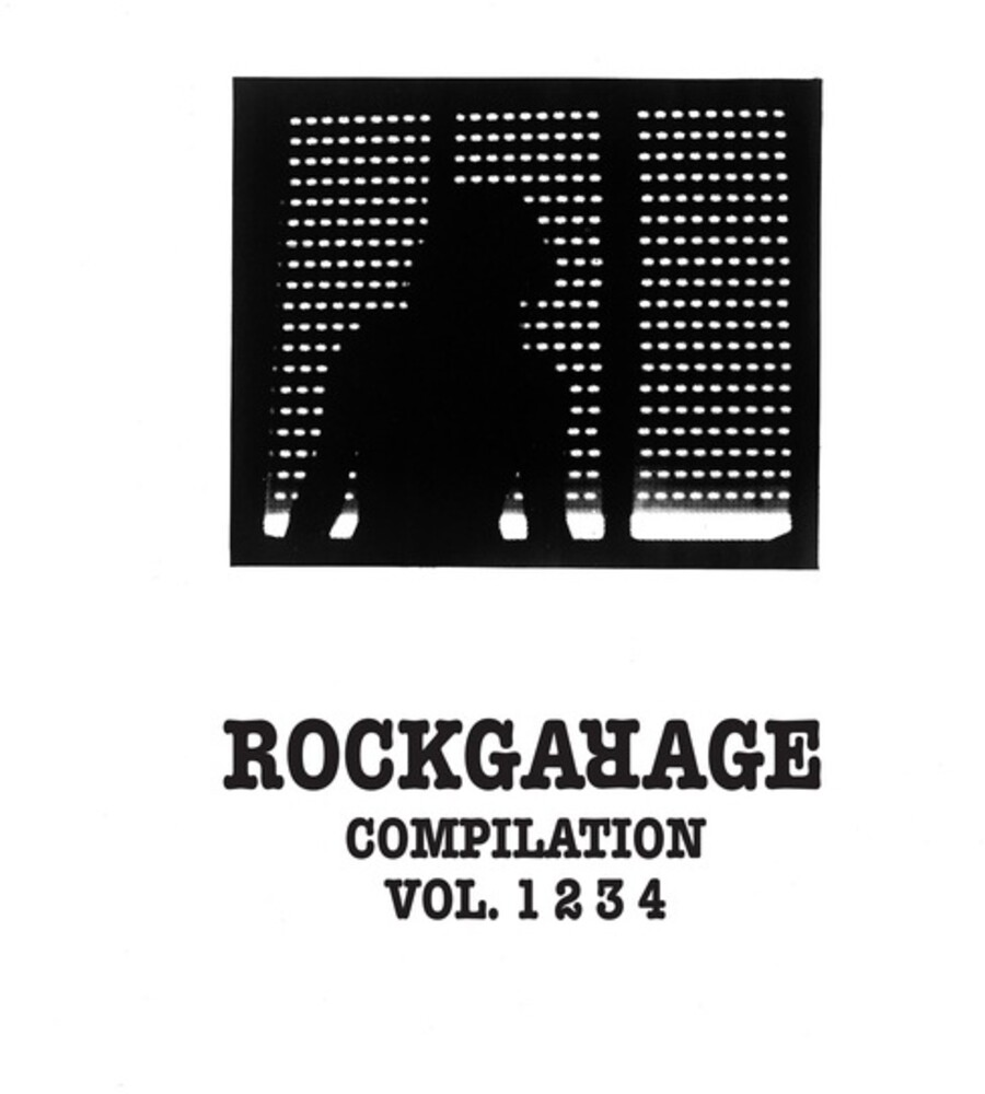 Rockgarage Compilation Vol 1-2-3-4 / Var - Rockgarage Compilation Vol. 1-2-3-4 / Var