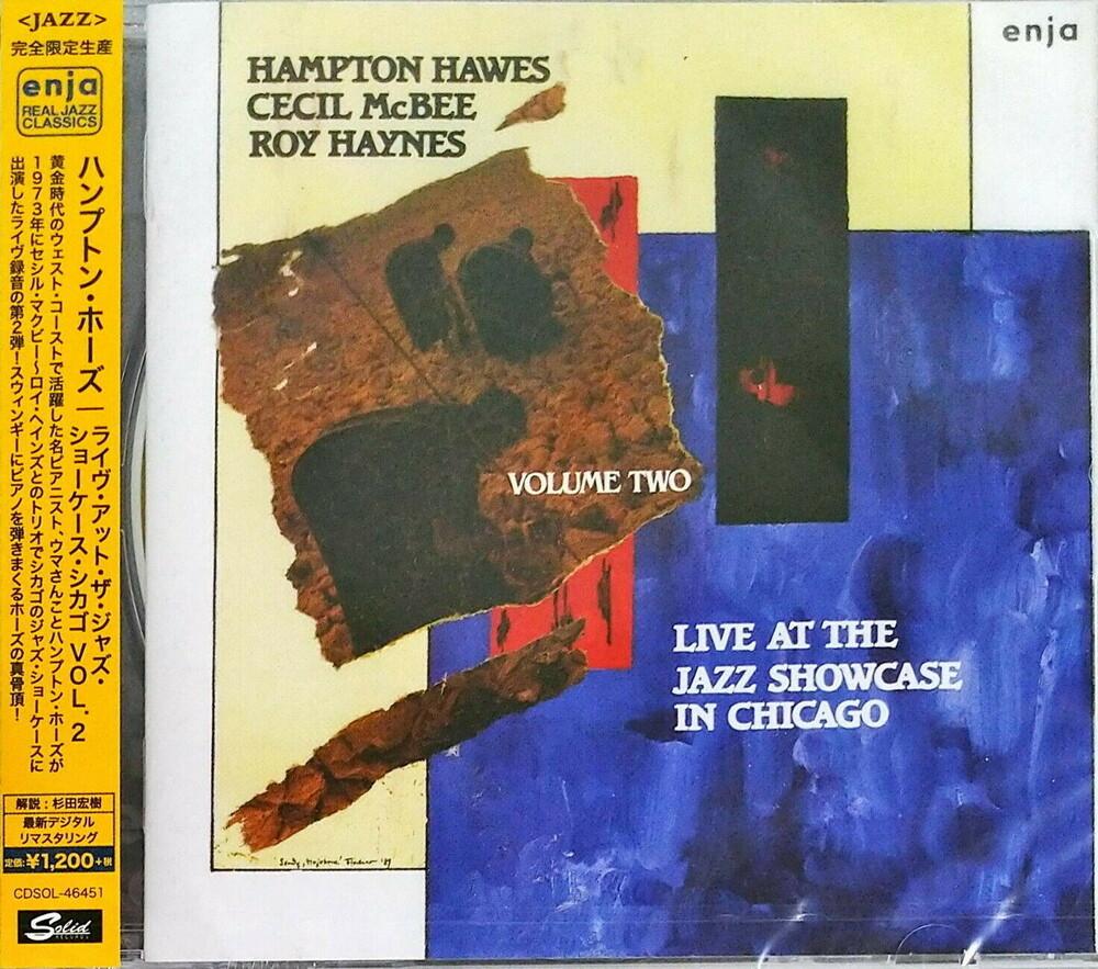 Hampton Hawes - Live At Jazz Showcase Chicago Vol 2 [Remastered] (Jpn)