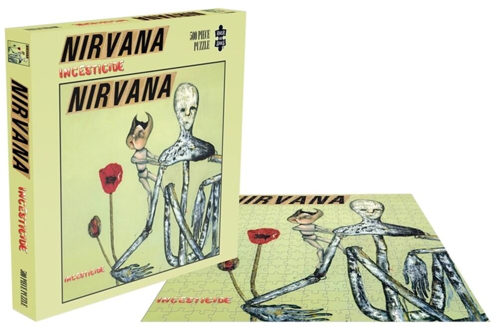 - Nirvana Incesticide (500 Piece Jigsaw Puzzle)