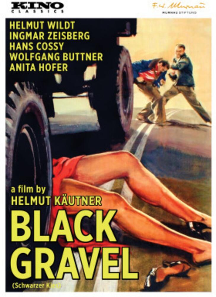 - Black Gravel